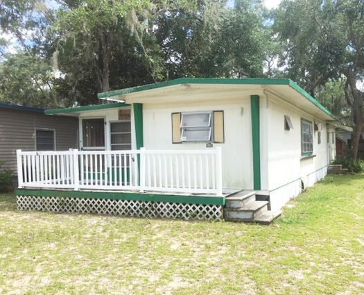 Mobile Homes For Sale in Ocala National Forest with Owner